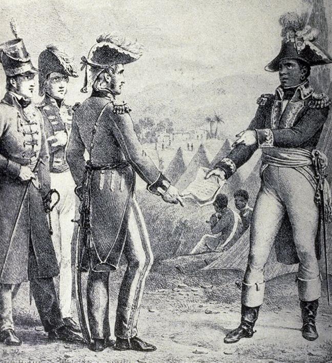 Toussaint Louverture a-t-il été assassiné au fort de Joux?